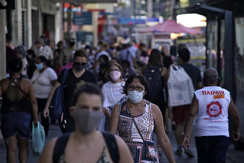 População Rio de Janeiro