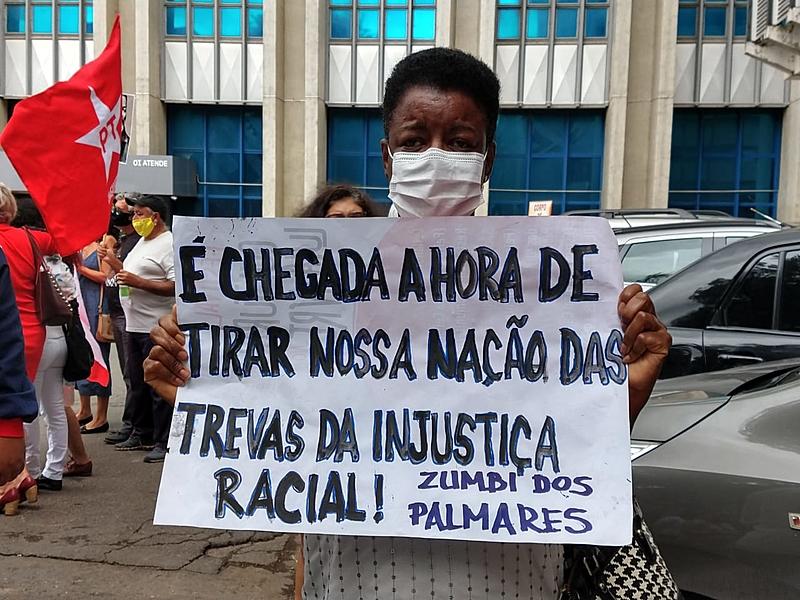 O Estado brasileiro não registra o número de casos e mortes por quilombolas, estando o registro nas mãos do próprio Conaq