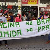 Em todo o país, no dia 19, acontecerão atos por vacinação, auxílio emergencial e Fora Bolsonaro