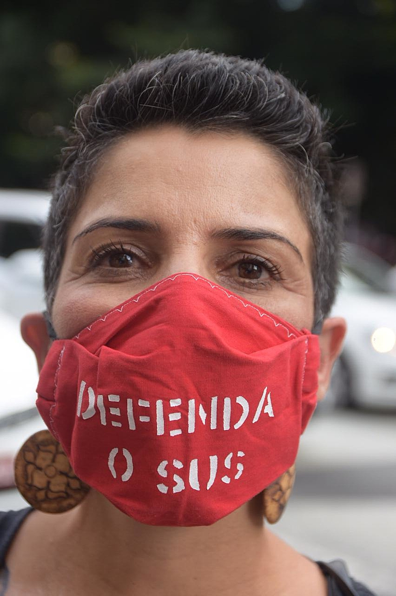 Em meio à maior pandemia do século, o valor previsto para ser usado com saúde é de R$ 136,3 bilhões