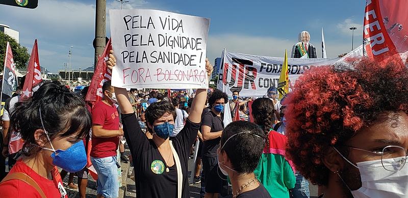 Ato 29M Rio de Janeiro