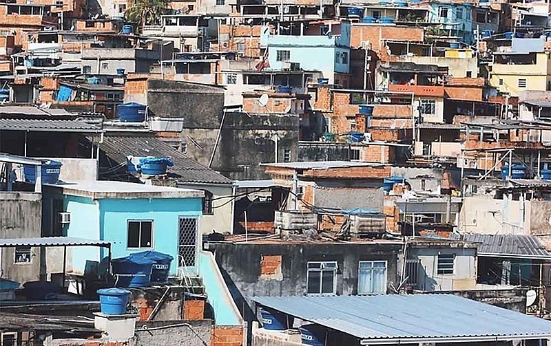 favela comunidade