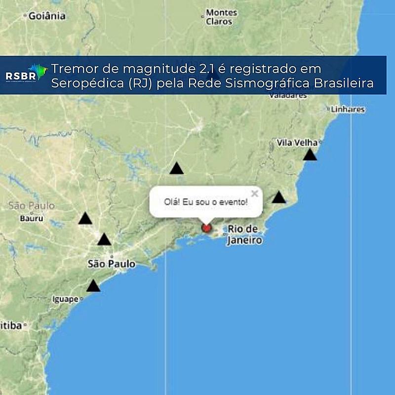 Imagem tremor