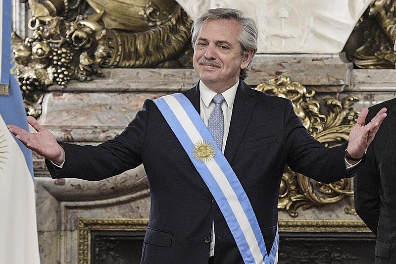 Alberto Fernández completa um ano na presidência da | Internacional