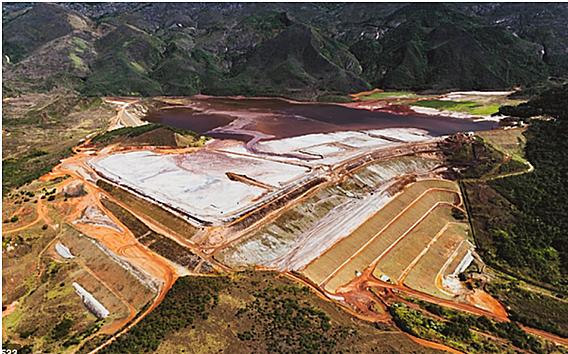 Barragem de Doutor, da Mineradora Vale