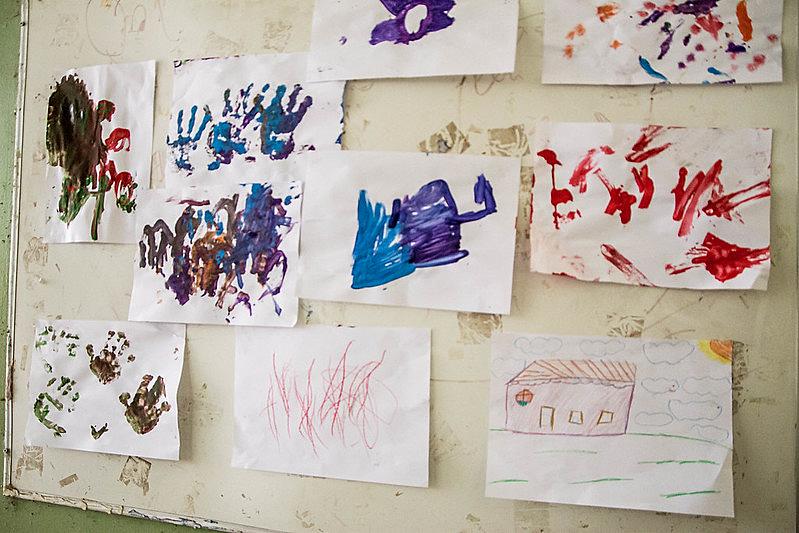 pinturas infantis