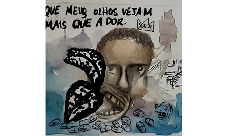 ilustração lacruz