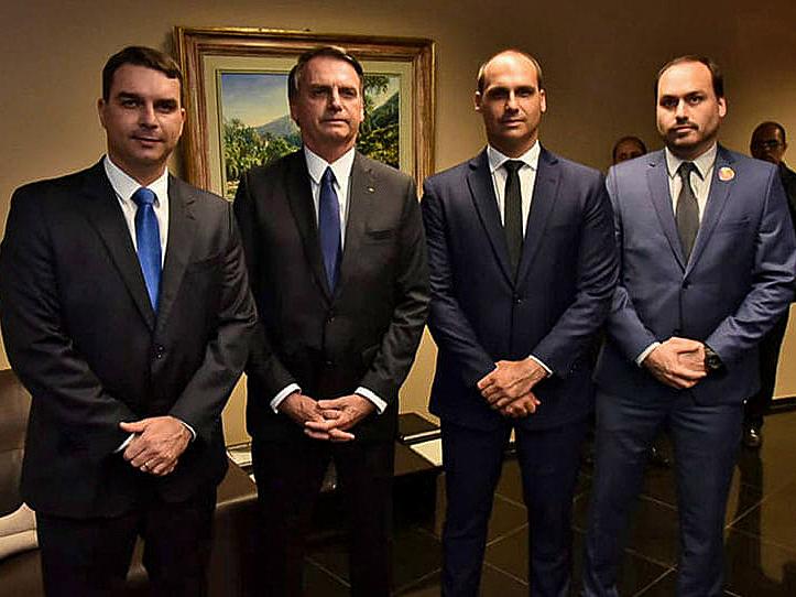 familia bolsonaro