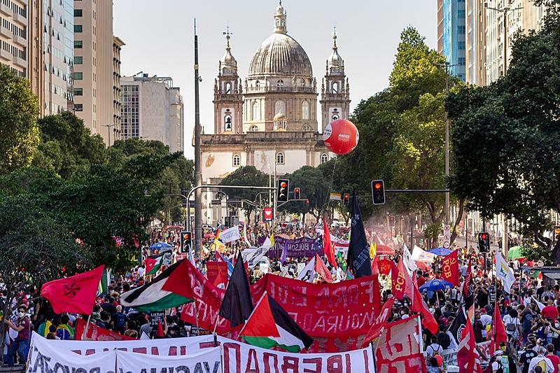 Fora Bolsonaro