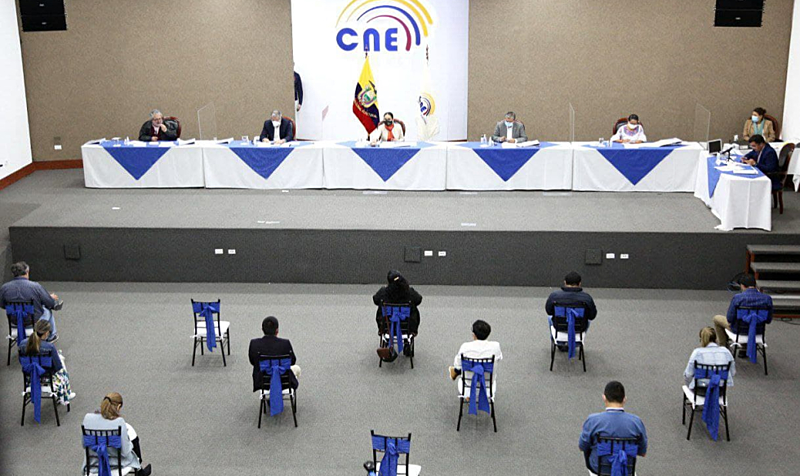 equador eleições
