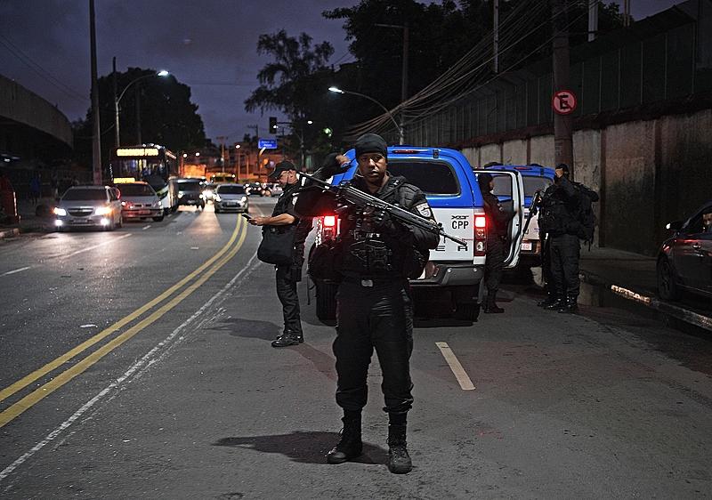 Polícia Rio de Janeiro