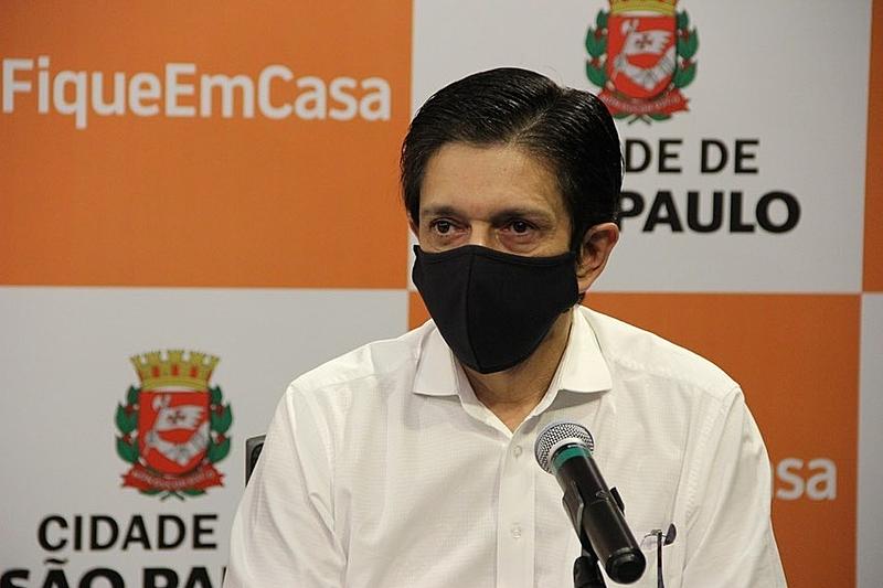 Ricardo Nunes assume a Prefeitura de São Paulo: quais   Política