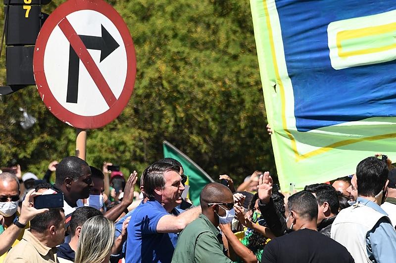bolsonaro ato brasilia