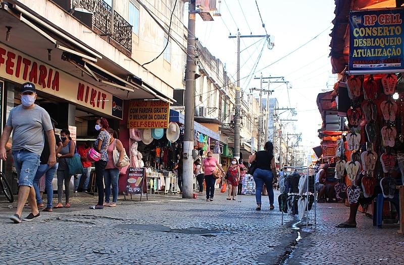 Lojas centro Niterói