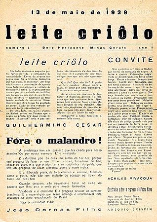 jornal Leite Criolo