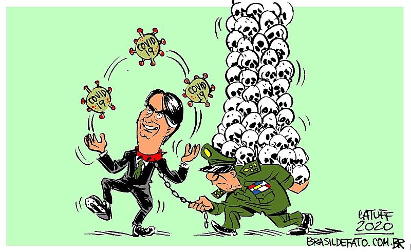 Charge Carlos Latuff
