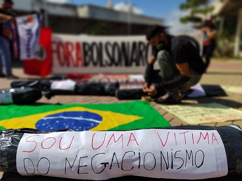 Renato Araújo / Setor de Comunicação MST