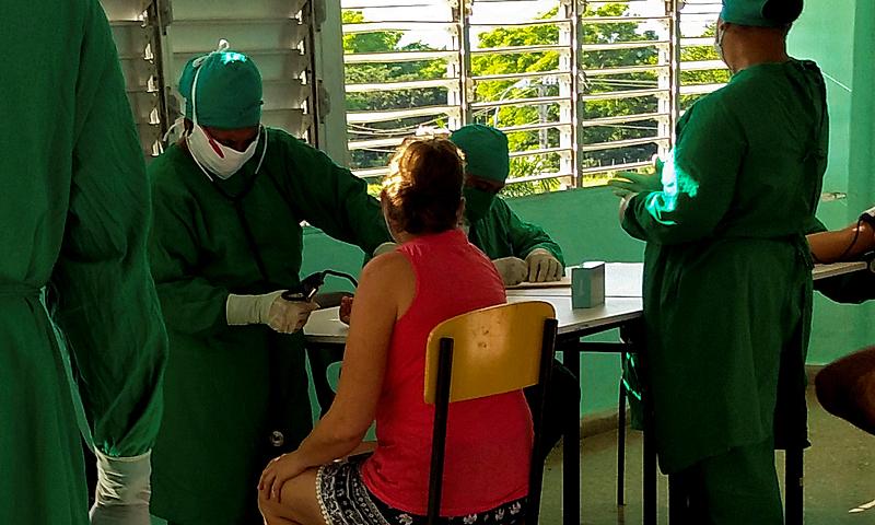 Cuba testa vacina contra a covid-19